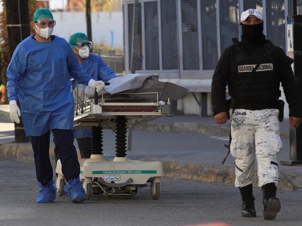 Fallece paciente sospechoso de nueva cepa del coronavirus en Nuevo León