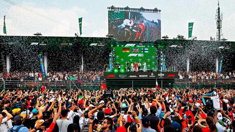 Será en Octubre Gran Premio de México