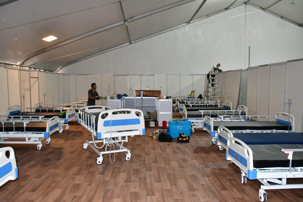Crece capacidad hospitalariaen Monclova