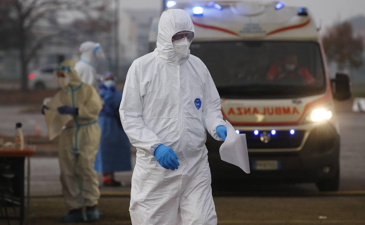 El Reino Unido registra 1,564 muertos, la máxima cifra de la pandemia