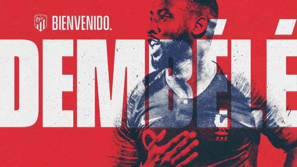 Moussa Dembélé, cedido al Atlético por 1,5 millones