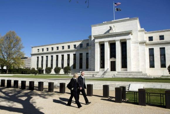 Fed observa un crecimiento económico 'moderado'