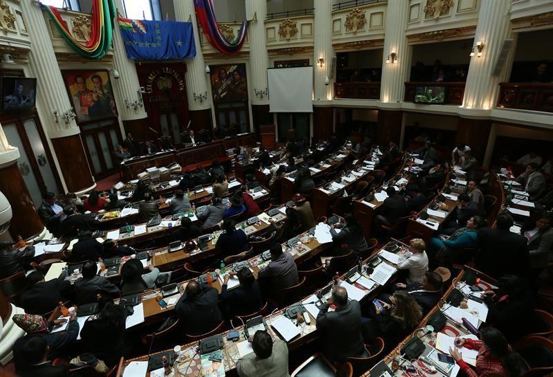 El Senado boliviano opta por sesiones semipresenciales