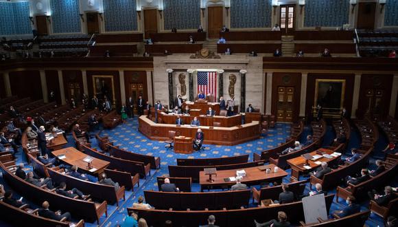 ÚLTIMA HORA: Cámara Baja aprueba un nuevo juicio político a Donald Trump