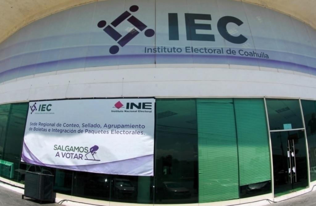 Instituto Electoral de Coahuila aprueba pérdida de registro de tres partidos políticos locales