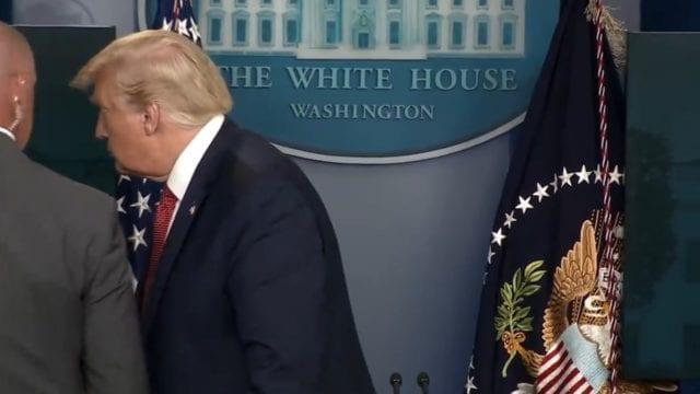Donald Trump: Va a segundo juicio político