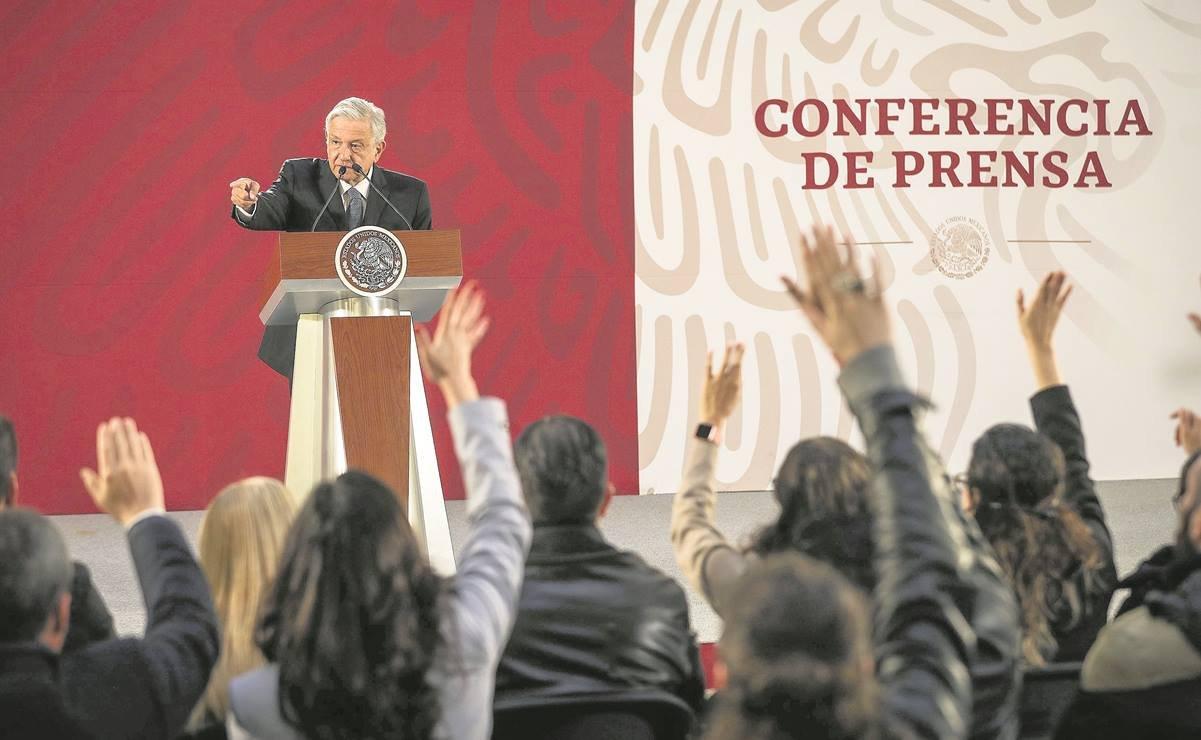 Rechaza Jesús Ramírez que se paguen a reporteros por preguntas a modo