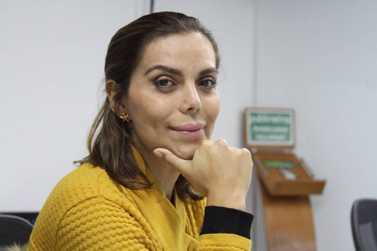 Sánchez Barrios: Nueva secretaria de operación política de PRI-CDMX