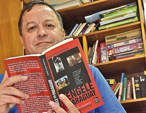 Libro recorre historia de guerrilla paraguaya y conexión chilena-colombiana