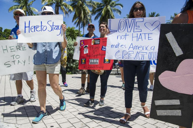 Ley de Florida, diseñada para 'discriminar' a migrantes con ayuda 'nativista'