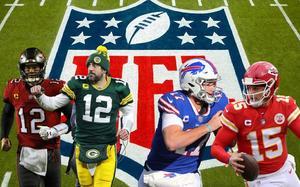 Las finales divisionales de la NFL