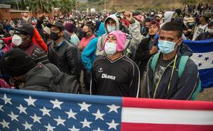 EU, México y Guatemala acuerdan el cierre de fronteras a migrantes