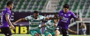 Santos y Mazatlán empataron a cero