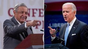 Pactan AMLO y Biden contener el flujo de inmigración irregular