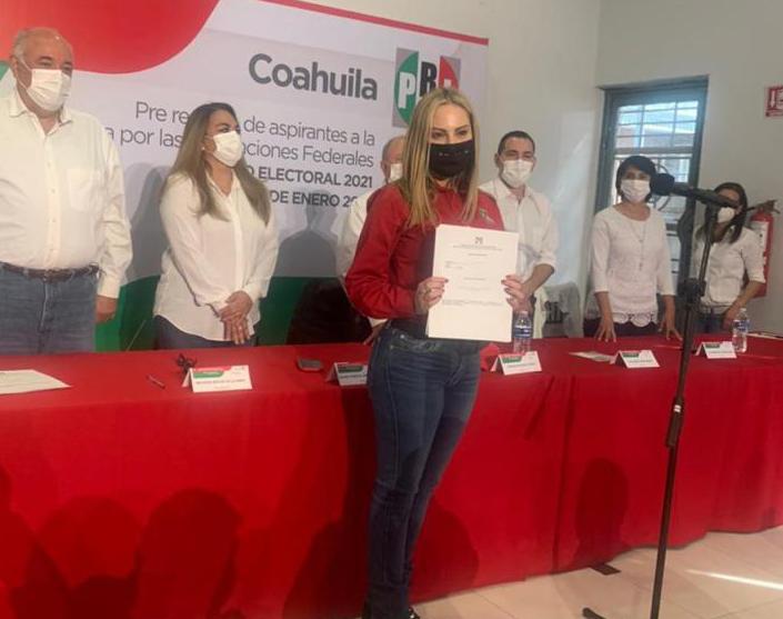Se registran 7 precandidatosdel PRI paradiputaciones