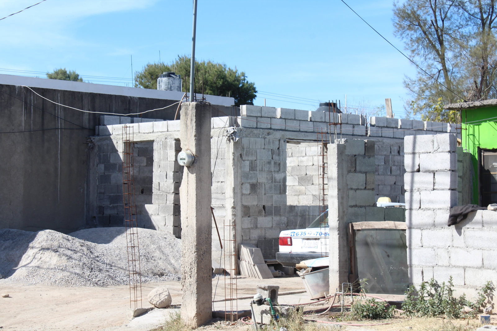 Retoma municipio programa deventa de materiales a bajo costo