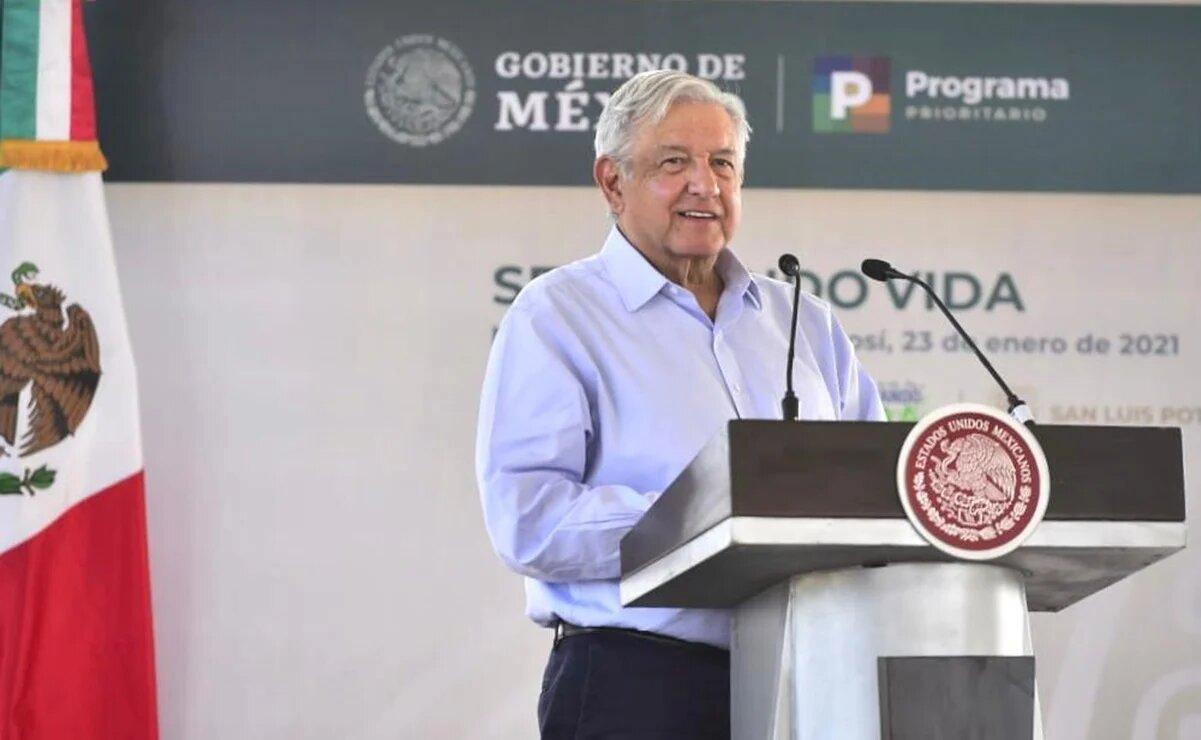 Pese a la pandemia, México crecerá 4-5 %: López Obrador