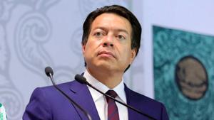 Mario Delgado: Morena no le pertenece a nadie