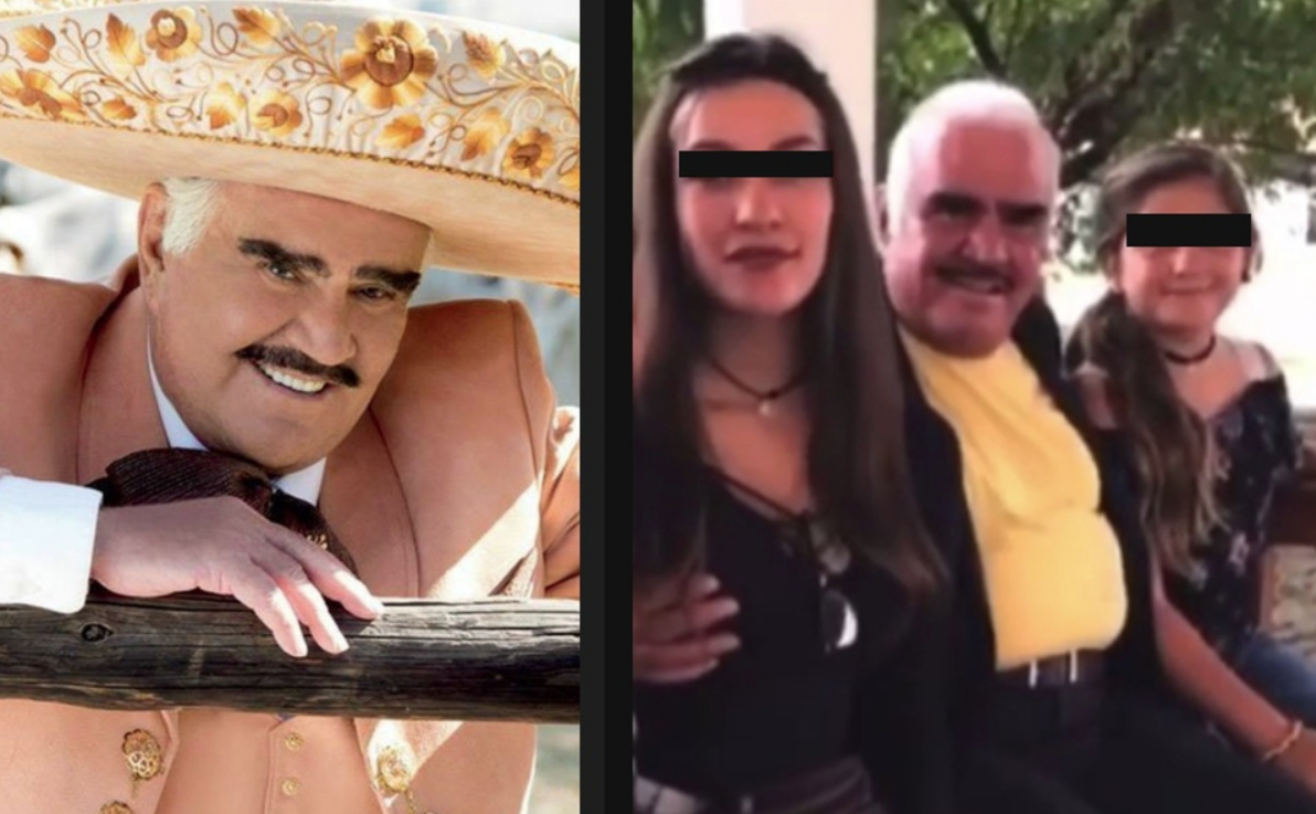 Vicente Fernández Jr: Sale en defensa de su apá por videos