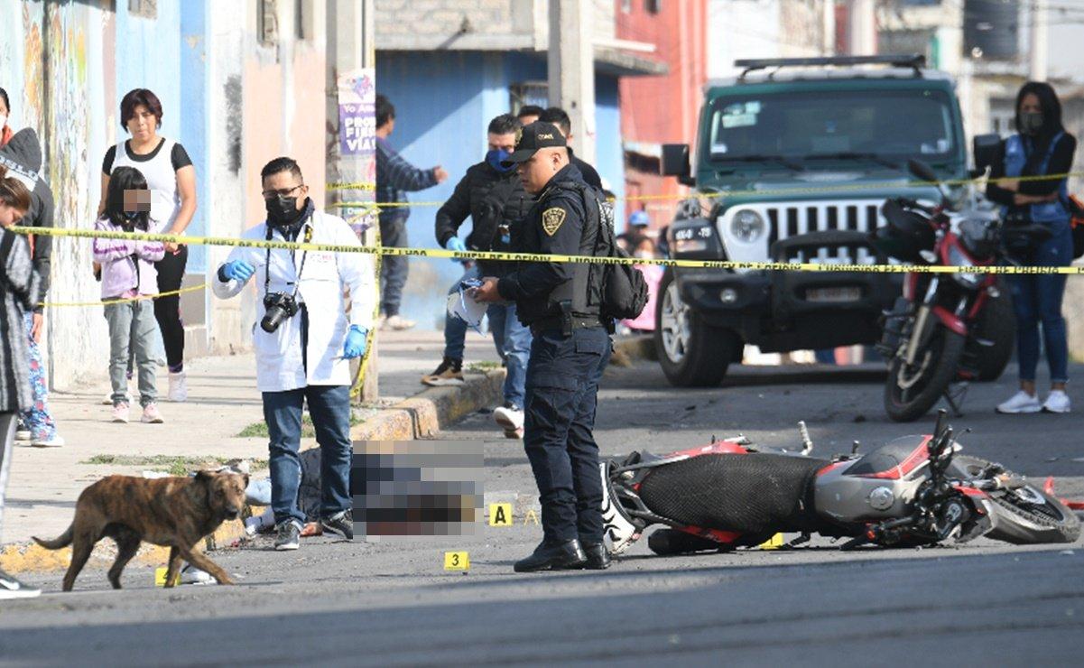 Asesinan a tiros a menor de 13