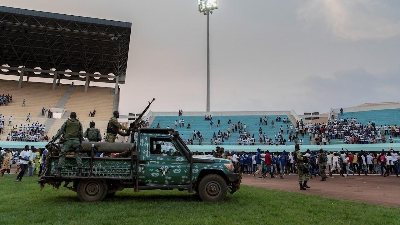 RCA entrega a CPI a un sospechoso de crímenes de guerra y de lesa humanidad