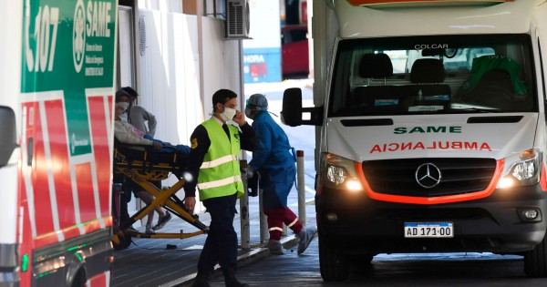 Argentina añade 5,031 contagios y 90 nuevas muertes por coronavirus