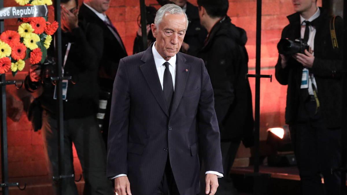 Portugal reelige a Rebelo de Sousa, la estabilidad ante la tormenta COVID