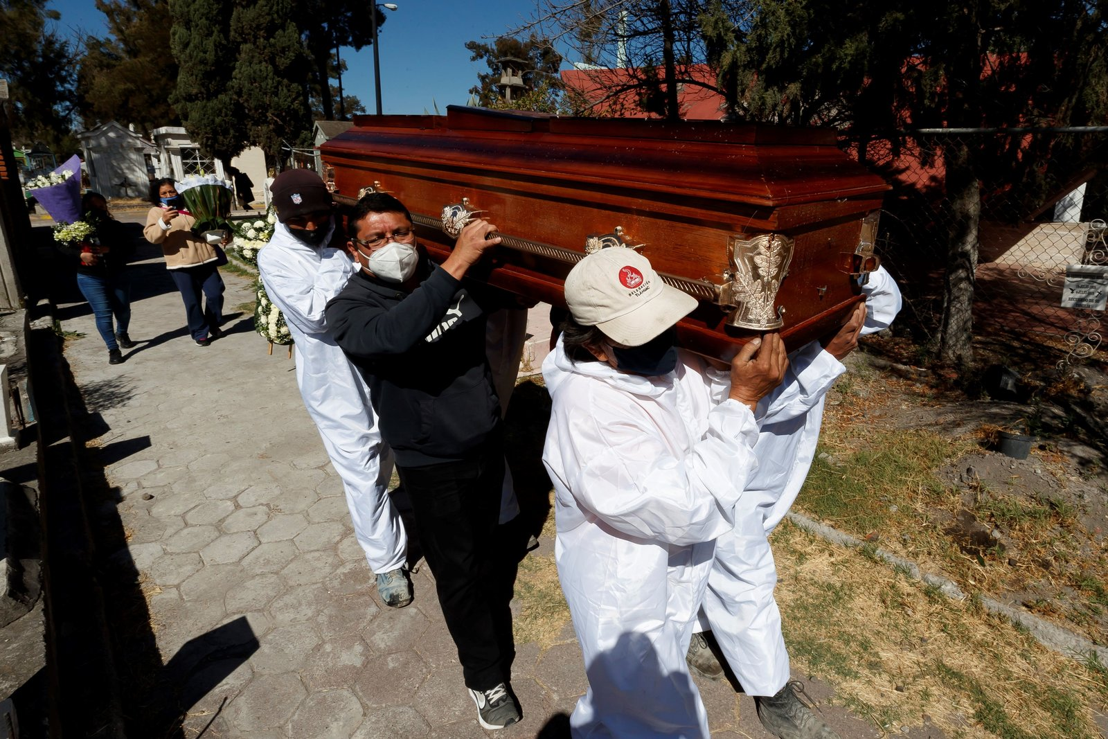 Suman 149 mil 614 las muertes por COVID-19 en México