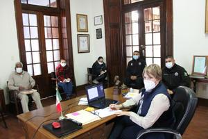 Fortalecen seguridad con guardia nacional en Cuatro Ciénegas