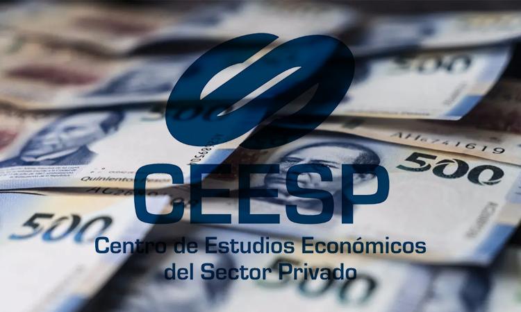 CEESP: Cuestiona plan de apoyo de Economía