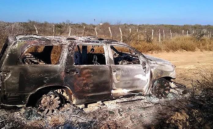 CNDH: Investiga hallazgo de 19 cuerpos calcinados en Tamaulipas