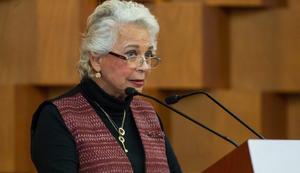 Sánchez Cordero: Beatriz Gutiérrez Müller dio negativo a COVID-19