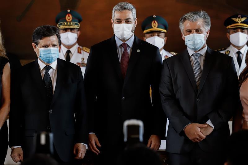 Asume cuarto nuevo canciller de Paraguay, cuarto del Gobierno de Abdo Benítez