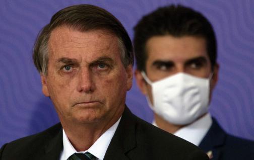 Bolsonaro anuncia que China liberó exportación de materia prima para vacunas