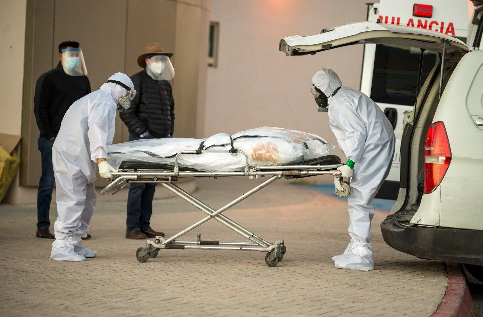 México supera las 150 mil muertes por COVID-19