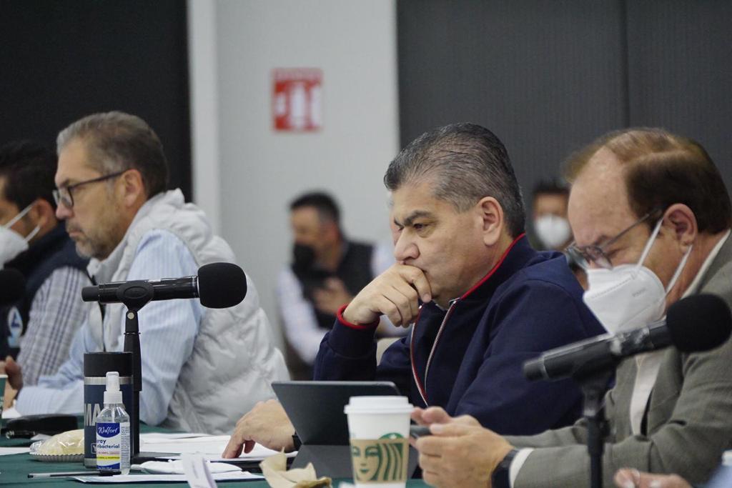 PIDEN A COAHUILENSES NO BAJAR LA GUARDIA, 'VAMOS BIEN': RIQUELME