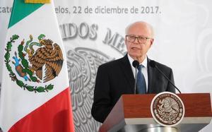 José Narro: Inmunización debe ser presidida por Consejo de Salubridad