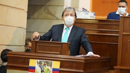La ONU lamenta el fallecimiento del ministro de Defensa colombiano por COVID
