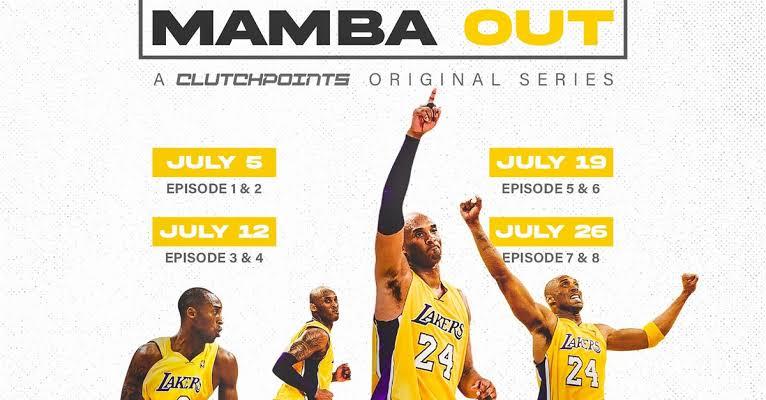 'Mamba Out', el documental de la vida de Kobe Bryant