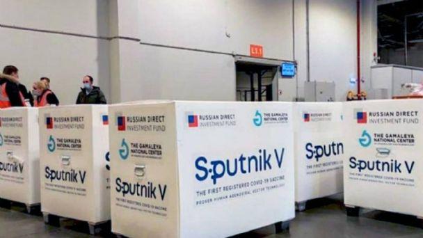 Vacuna rusa se aplicará en febrero a adultos mayores