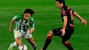 Betis elimina al Real Sociedad