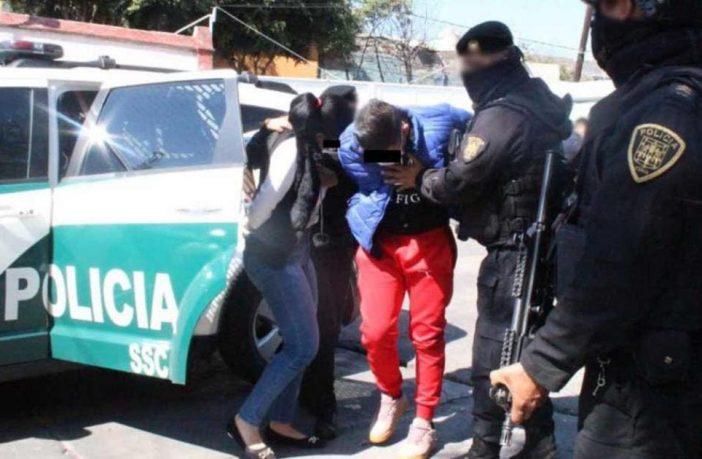 Caen secuestradores que fingían vender productos sanitizantes