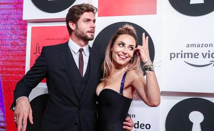 Marimar Vega anuncia el final de su relación con Horacio Pancheri