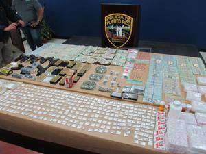 Detenidas 19 personas en Puerto Rico por lavado de dinero y narcotráfico