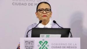 Icela Rodríguez: 'Robo de tanques de oxígeno 'no es tan grande''