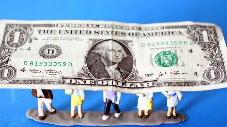 Dólar cotiza en 20.33 pesos, precio más caro desde el 21 de diciembre