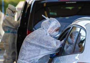 Italia: 15,204 contagios y 467 muertos en un día