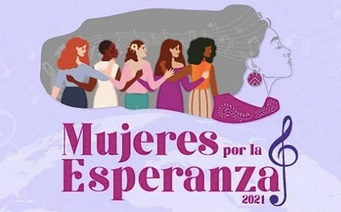 Mujeres por la esperanza 2021, en concierto virtual