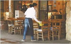 'Lenta, compleja y con bajas ventas, reapertura de restaurantes'