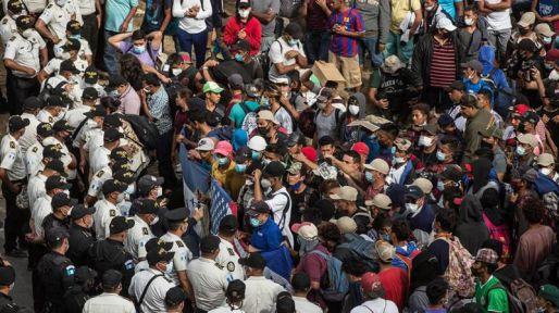 El cambio climático influye en la migración de hondureños, alerta ONG Oxfam